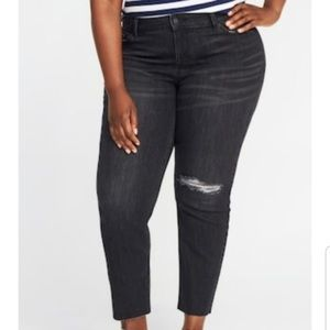 Old Navy Plus Size 26 The Power Jeans Straight